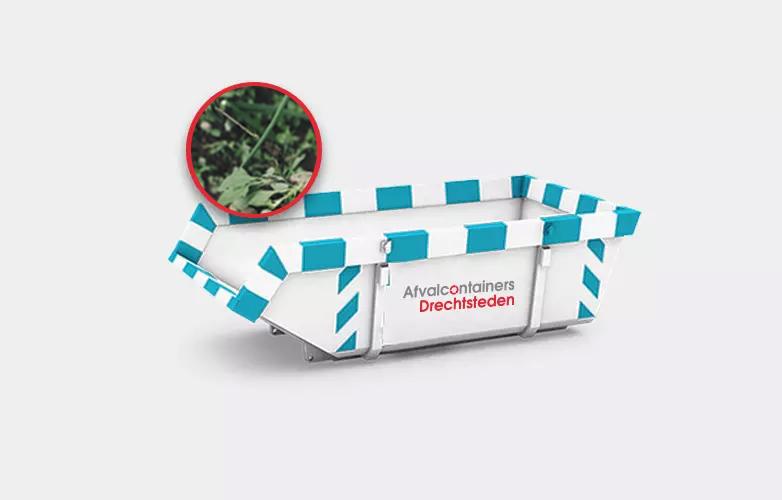 Afvalcontainers Drechtsteden Groenafval container Huren vanaf 150 euro