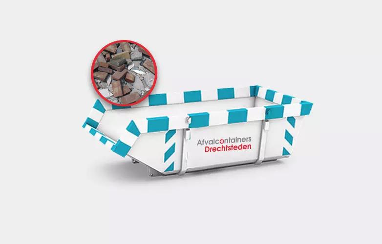 Afvalcontainers Drechtsteden Puincontainer Huren vanaf 128 euro